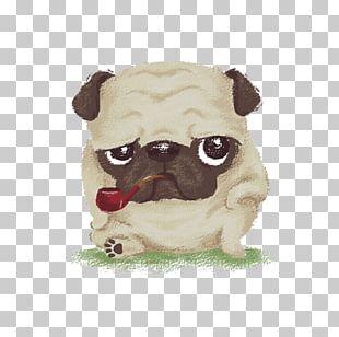 Pug French Bulldog Puppy T-shirt PNG