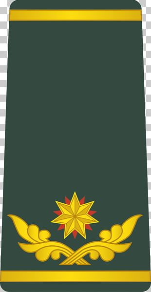 Georgian Armed Forces General Military Rank PNG