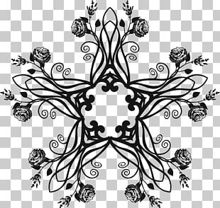 Black And White Visual Arts PNG