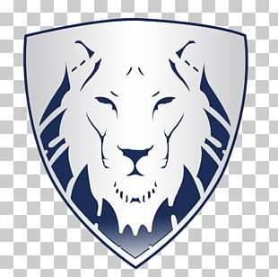 Lion Logo Creativity PNG