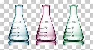Beaker Test Tube Laboratory Glassware PNG