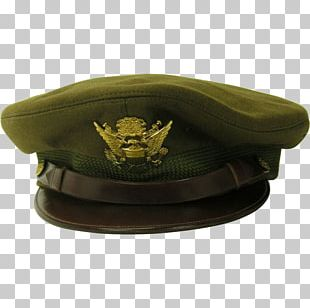 Peaked Cap Hat Headgear Military PNG