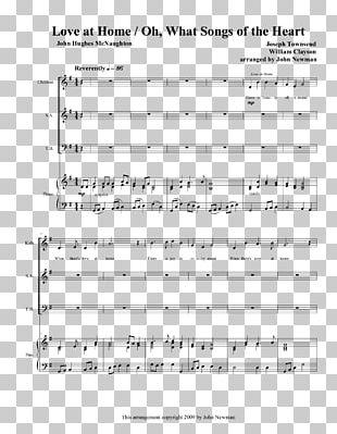 Sheet Music Plus Choir Song PNG