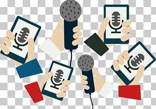 Press Release Social Media Mass Media Public Relations Marketing PNG