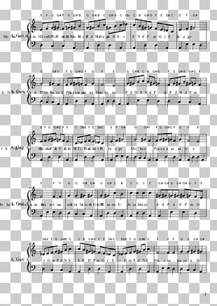 Sheet Music River Flows In You Flute Clarinet PNG