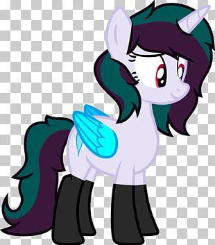 My Little Pony Winged Unicorn PNG