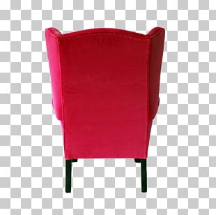 Wing Chair Armrest Upholstery PNG
