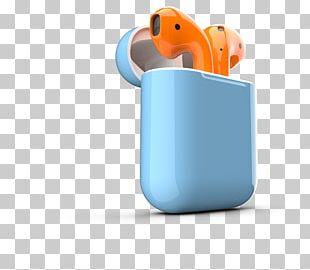 AirPods Color Apple Earbuds Headphones PNG