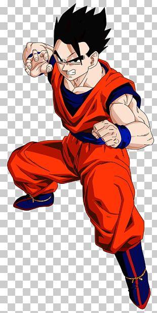 Gohan Goku Vegeta Trunks Cell PNG