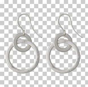 Earring Jewellery Silver Pandora Plating PNG