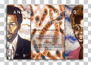 Joyce Gordon Gallery Art Museum Graphic Design Poster PNG
