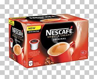 Instant Coffee Keurig Nescafé Nestlé PNG
