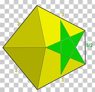 Triangle Pentagonal Bipyramid Point PNG