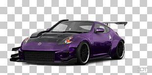 Bumper Sports Car Nissan Motor Vehicle PNG