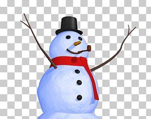 Snowman Hug PNG