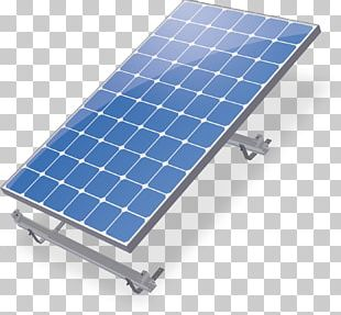 Solar Panels Unirac Photovoltaic System Energy Solar Power PNG