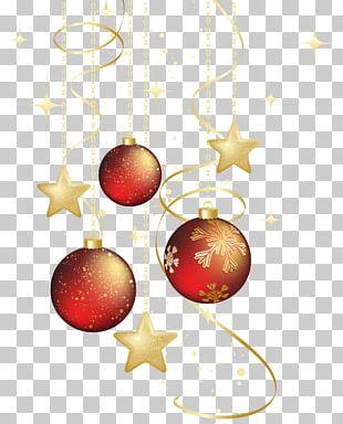 Christmas Ornament Christmas Card Illustration PNG
