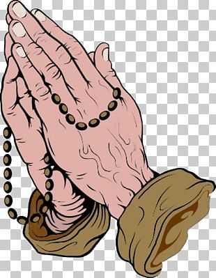 Praying Hands Drawing PNG