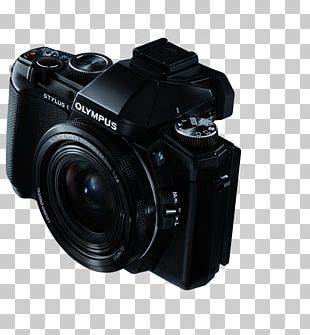 Digital SLR Camera Lens Olympus Stylus 1 Photography Single-lens Reflex Camera PNG