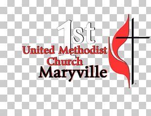 Logo Art Nouveau United Methodist Church Brand PNG