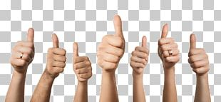 Thumb Signal Hand Gesture PNG