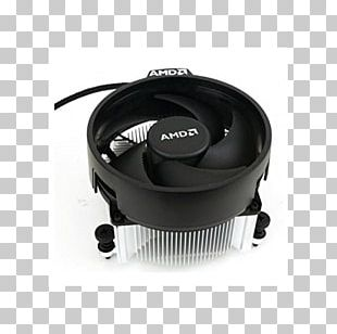 Socket AM4 Advanced Micro Devices Heat Sink Ryzen Computer System Cooling Parts PNG