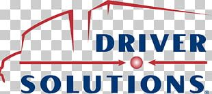 Driver Solutions Truck Driver Driving United States Commercial Driver's License Training PNG