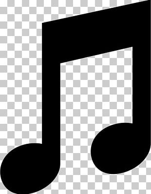 Musical Note Music Eighth Note PNG