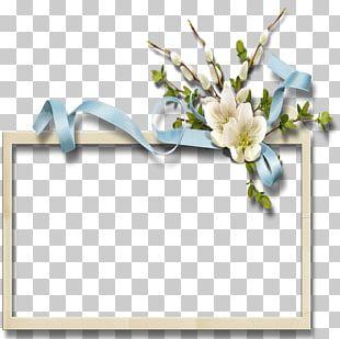 Floral Design Frames Flower Photography PNG