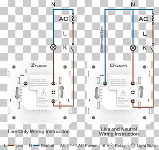 Wiring Diagram Latching Relay Electrical Wires & Cable Electrical Switches PNG