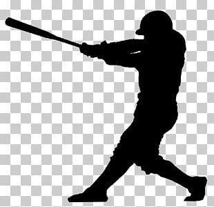 Baseball Player Pitcher Batting Baseball Bats PNG