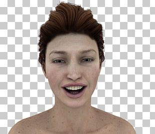 Facial Expression Face Eyebrow Cheek Embarrassment PNG