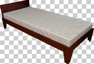 Bed Frame Couch Mattress Furniture PNG