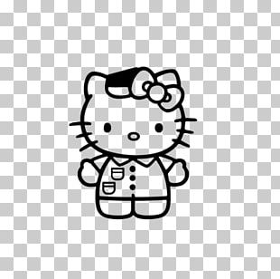 T-shirt Hello Kitty Coloring Book Sticker Colouring Pages PNG