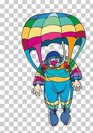 Performance Circus Clown PNG