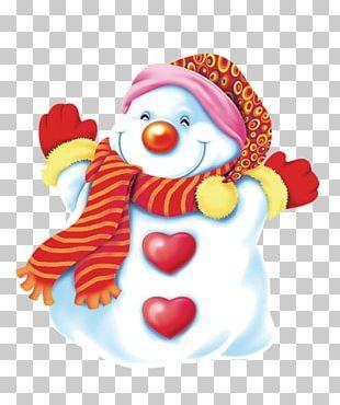 Santa Claus Christmas Card Wish Quotation PNG
