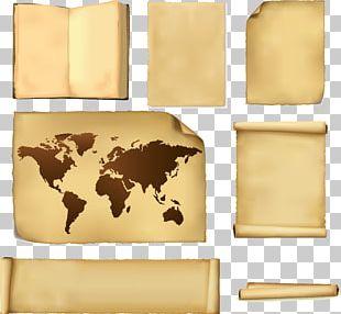 Globe Old World World Map PNG