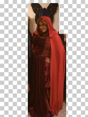 Robe Dress Gown Costume Design PNG