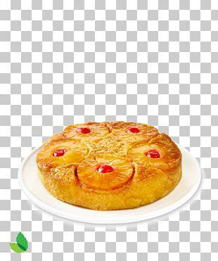 Danish Pastry Upside-down Cake Bundt Cake Dessert PNG