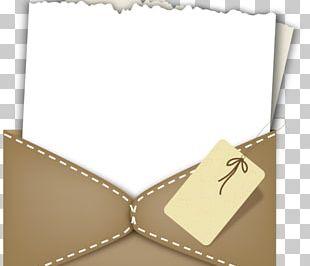 Wedding Invitation Envelope Mail Paper PNG