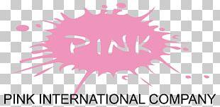 Logo Pink M Pink International Company Brand RTV Pink PNG