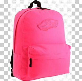 Backpack Vans Realm Bag Pink Vans Old Skool II PNG