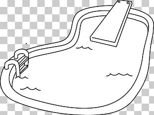 Coloring Book Swimming Pool Handipoints PNG