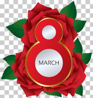 Rose March 8 PNG