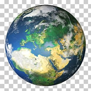 Earth Europe Raster Graphics PNG