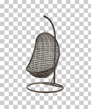 Egg Rattan Chair Garden Furniture PNG