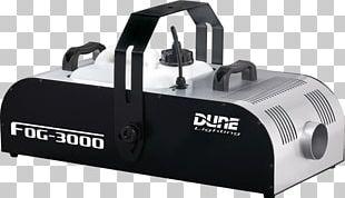 Fog Machines HQ Power VDLSLHT5 Dune Fog 3000 Electronics PNG
