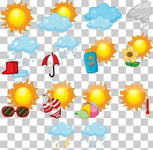 Weather Forecasting Symbol PNG