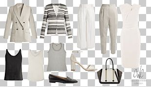 Capsule Wardrobe Fashion Dress Summer Business PNG