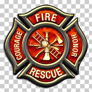 Firefighter Volunteer Fire Department United States Badge PNG